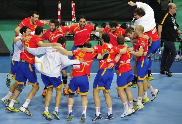 España se proclama ganadora del Mundial