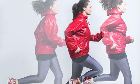 """La práctica también es conocida como """"Backwards running"""""""