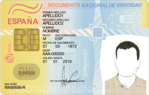 Curiosidades sobre el Documento Nacional de Identidad