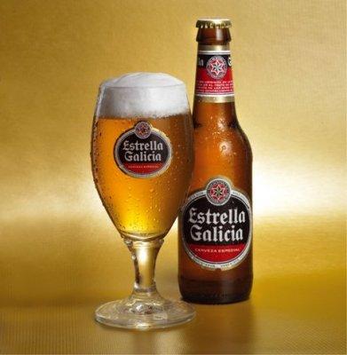 El jurado de la New York International Beer Competition ha seleccionado a Estrella Galicia como Mejor Cerveza Española.