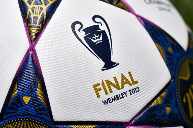 Balón oficial de la final UEFA Champions League