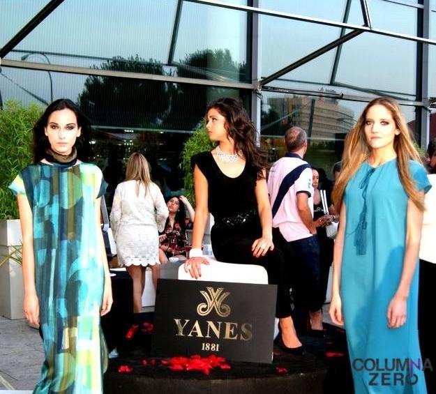 El equipo de ColumnaZero Moda no se perdió la gala de entrega de premios. (Fotos: ColumnaZero)