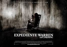 CRÍTICA CINE: EXPENDIENTE WARREN: THE CONJURING