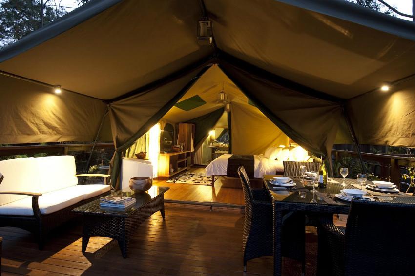 El Glaming se extiende por España con una extensa red de instalaciones de lujo que hace las delicias de los más exquisitos amantes de los campings.