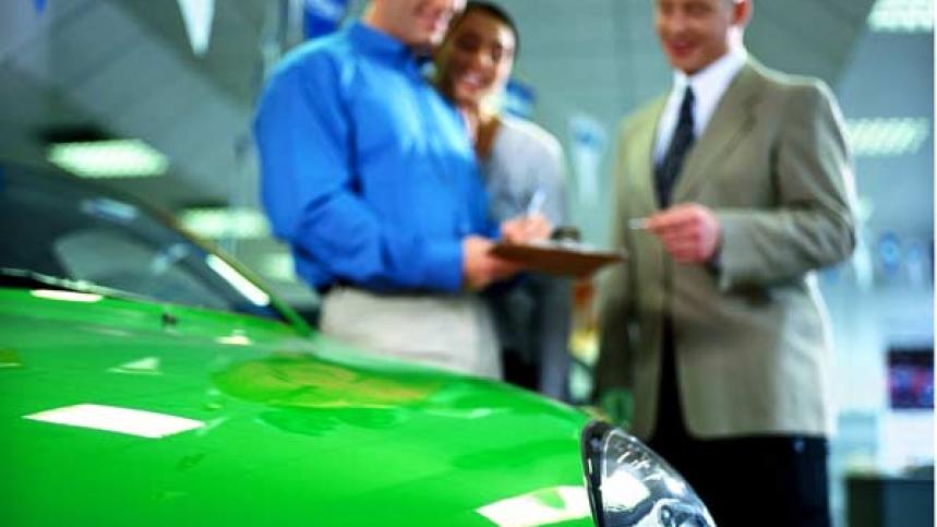El mercado de coches de segunda mano es el líder del sector.