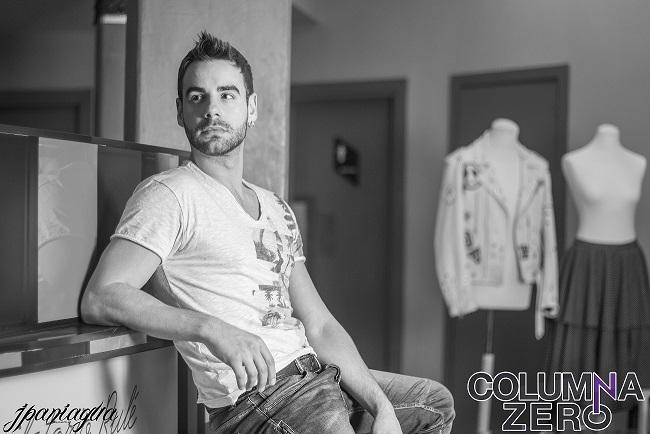 Una entrevista de Isaías Blázquez para ColumnaZero (Foto: Julio Paniagua)