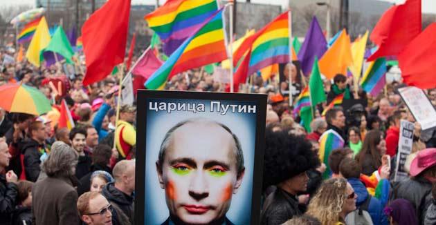 EFECTO BLINDAJE: LA ESPALDA A LA HOMOSEXUALIDAD