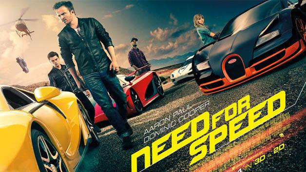 CRÍTICA CINE: NEED FOR SPEED