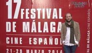Una entrevista de Carlos Toral para ColumnaZero Cine (Fotografía: Celia Tovar)