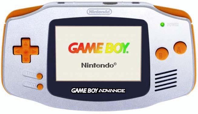 LA GAME BOY CUMPLE 25 AÑITOS