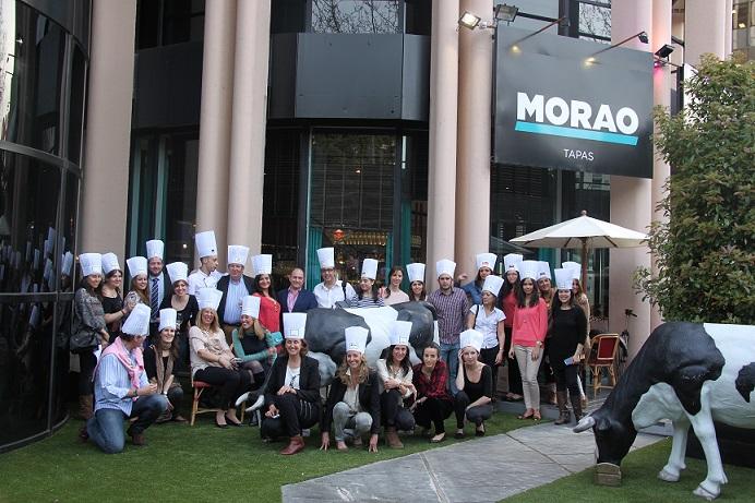 MORAO: EL URBAN TAPAS DE MADRID