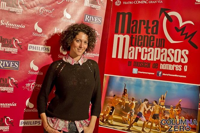 GIRA: EL MUSICAL MARTA TIENE UN MARCAPASOS SALE A LA CARRETERA