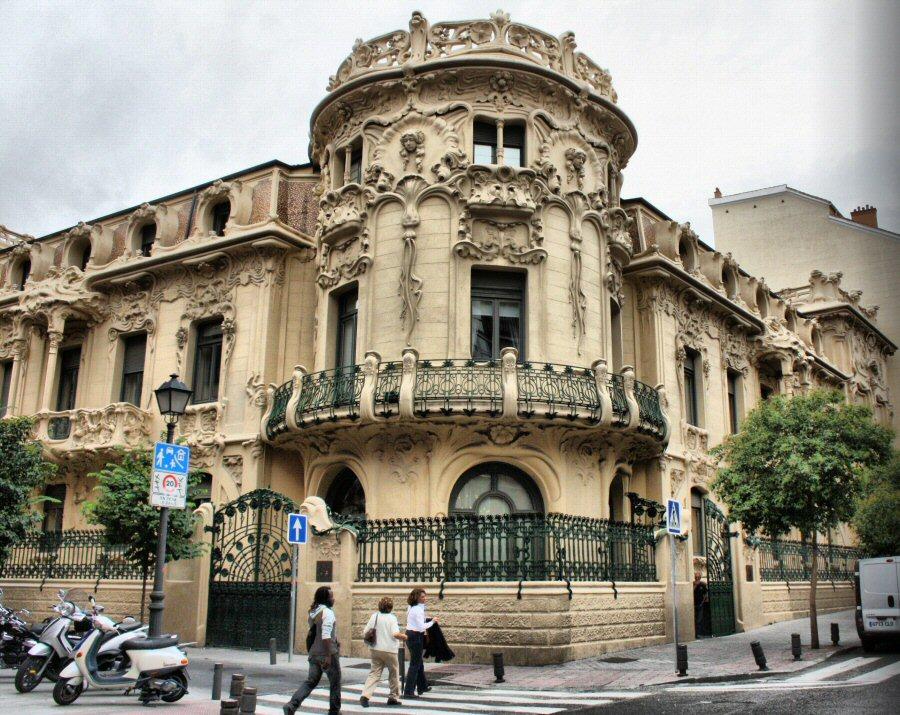 LOS RINCONES MÁS REBONITOS DE MADRID