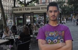 Una entrevista de Equipo ColumnaZero (Foto: Víctor Marfil)
