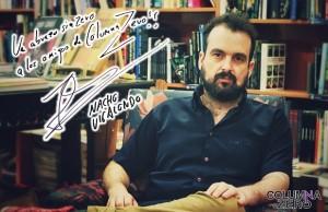 Una entrevista de Alberto Sánchez para ColumnaZero Cine.