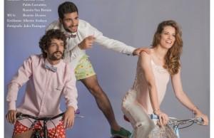 Una editorial de ColumnaZero Moda.