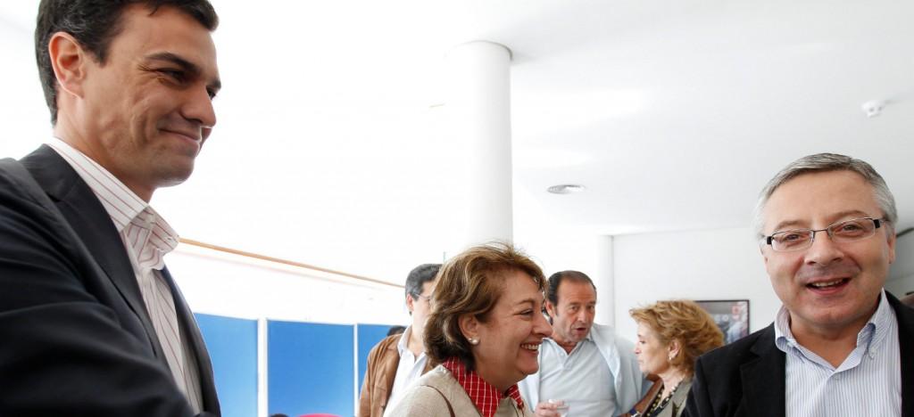 PEDRO SÁNCHEZ: DE LAS SOMBRAS A SECRETARIO GENERAL DEL PSOE