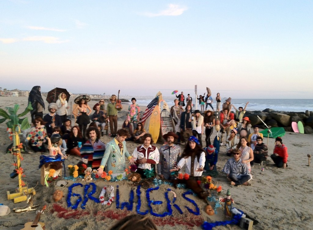 ENTREVISTA: THE GROWLERS