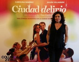 Crítica, entrevistas y fotografías de Leire Romera para ColumnaZero Cine.