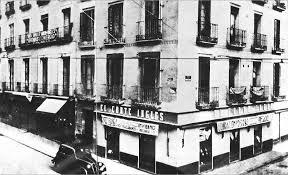 Tienda textil El Corte Ingles en Calle Preciados.