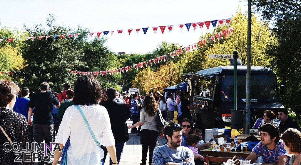 MADREAT: EL PRIMER STREET FOOD MARKET DE MADRID