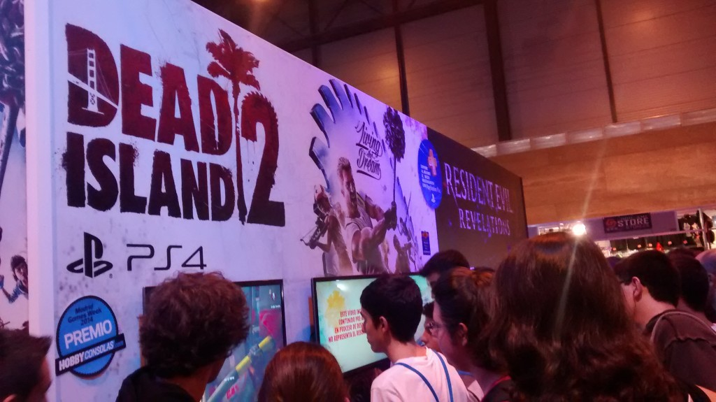 MADRID GAME WEEK 2014: EL SANTUARIO DE LOS VIDEOJUEGOS