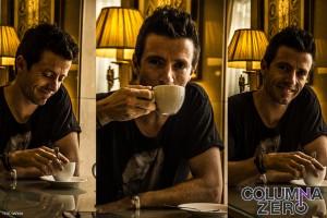 Una entrevista de Conchi Gil para ColumnaZero. (Fotos: Tere García)