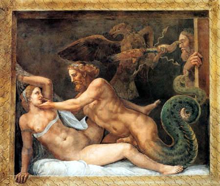 LA REPRESENTACIÓN DEL ACTO SEXUAL EN EL ARTE