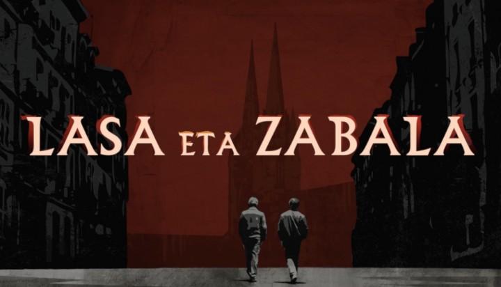 ENTREVISTA UNAX UGALDE Y PABLO MALO (LASA ETA ZABALA)