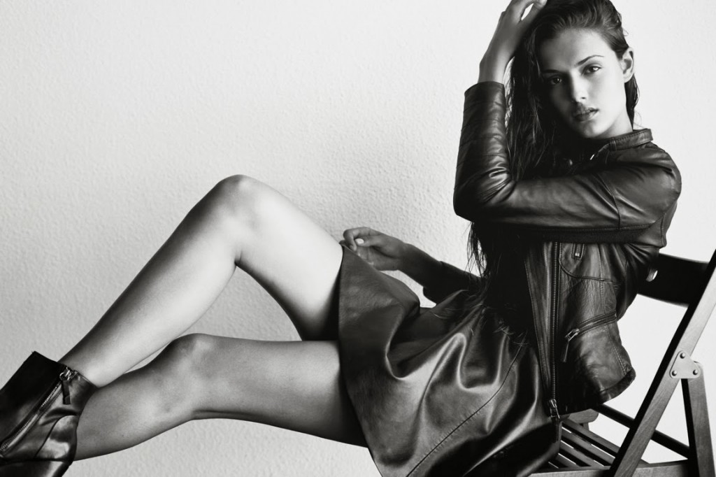Blanca Padilla by Brito.