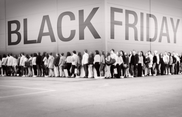 "EL ORIGEN Y NÚMEROS DEL ""BLACK FRIDAY"""