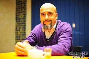 Una entrevista de Juan Navarro para ColumnaZero (Foto: )