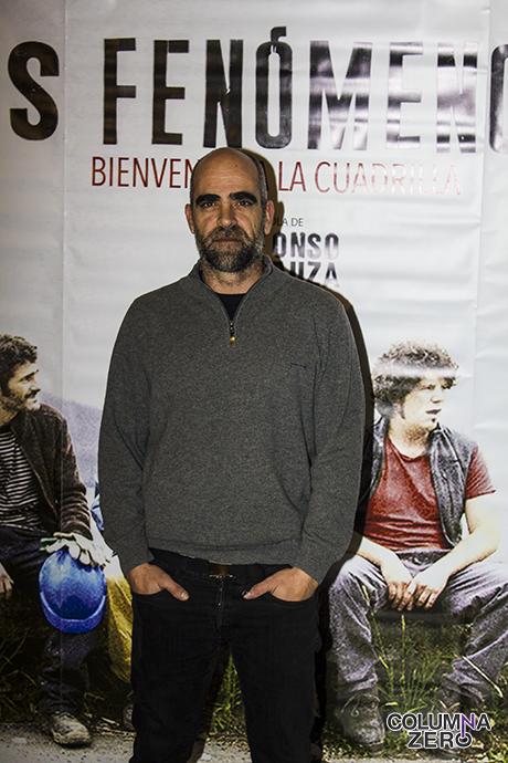 ENTREVISTA A ALFONSO ZARAUZA (LOS FENÓMENOS)
