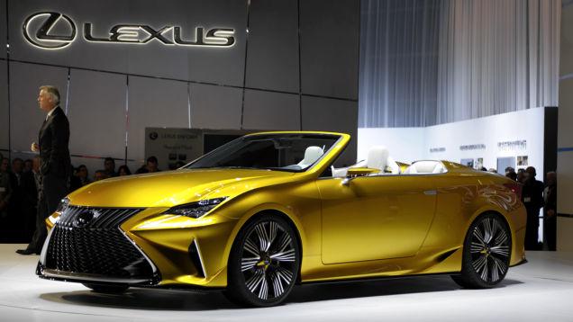 Lexus LF-C2.