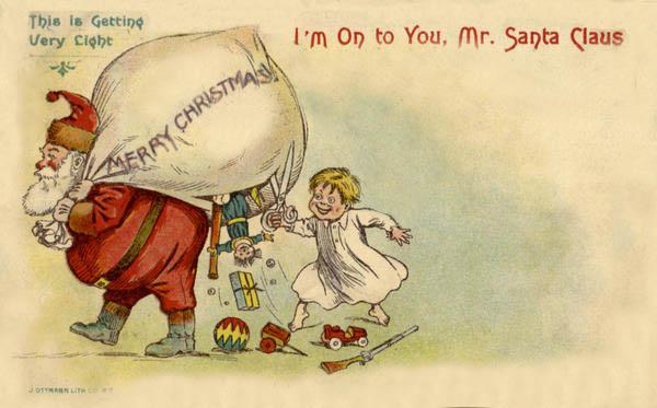 Resultado de imagen de El origen de las tarjetas navideñas