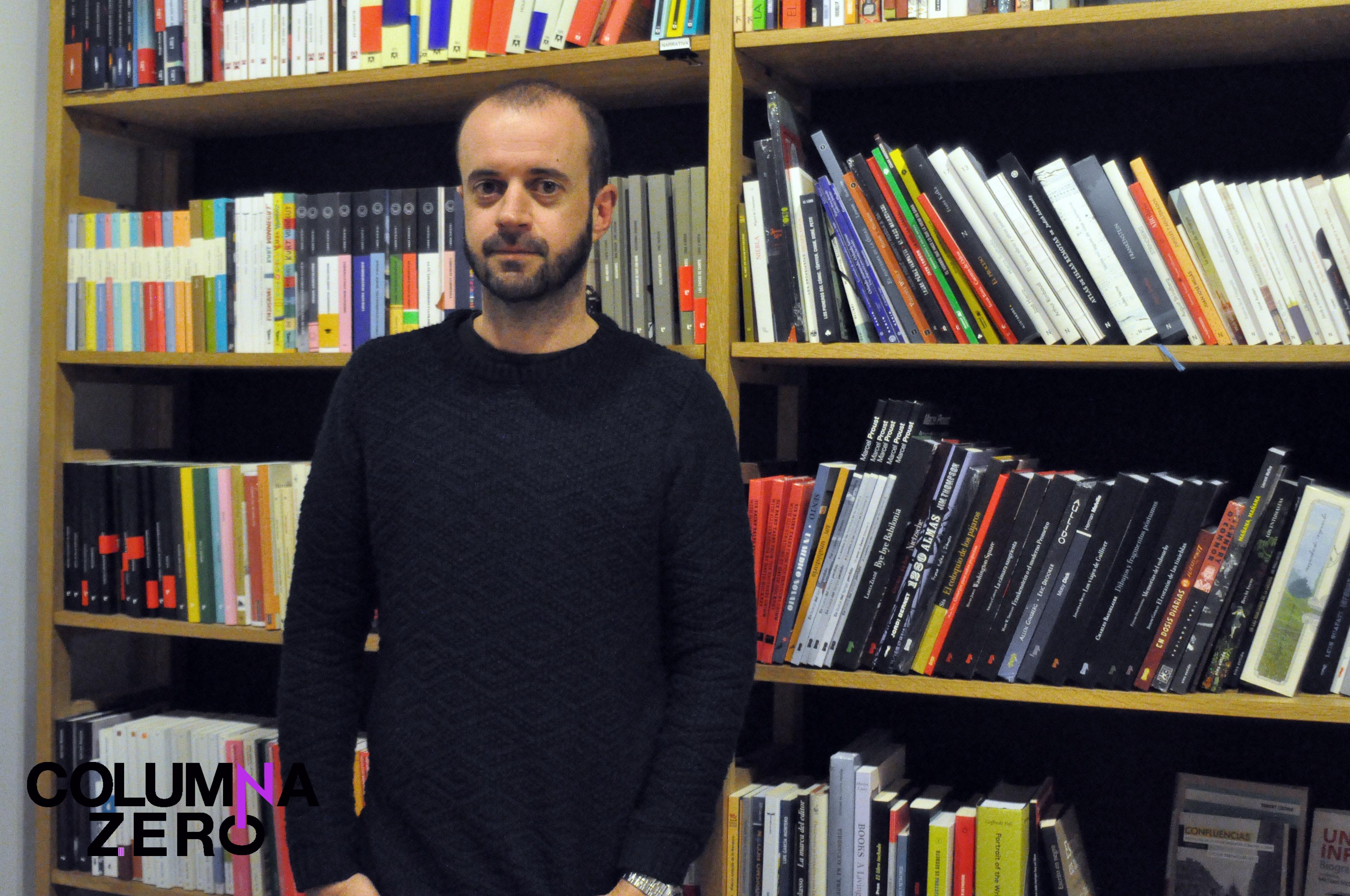 ENTREVISTA: FERNANDO FRANCO (JAMESON NOTODOFILMFEST)