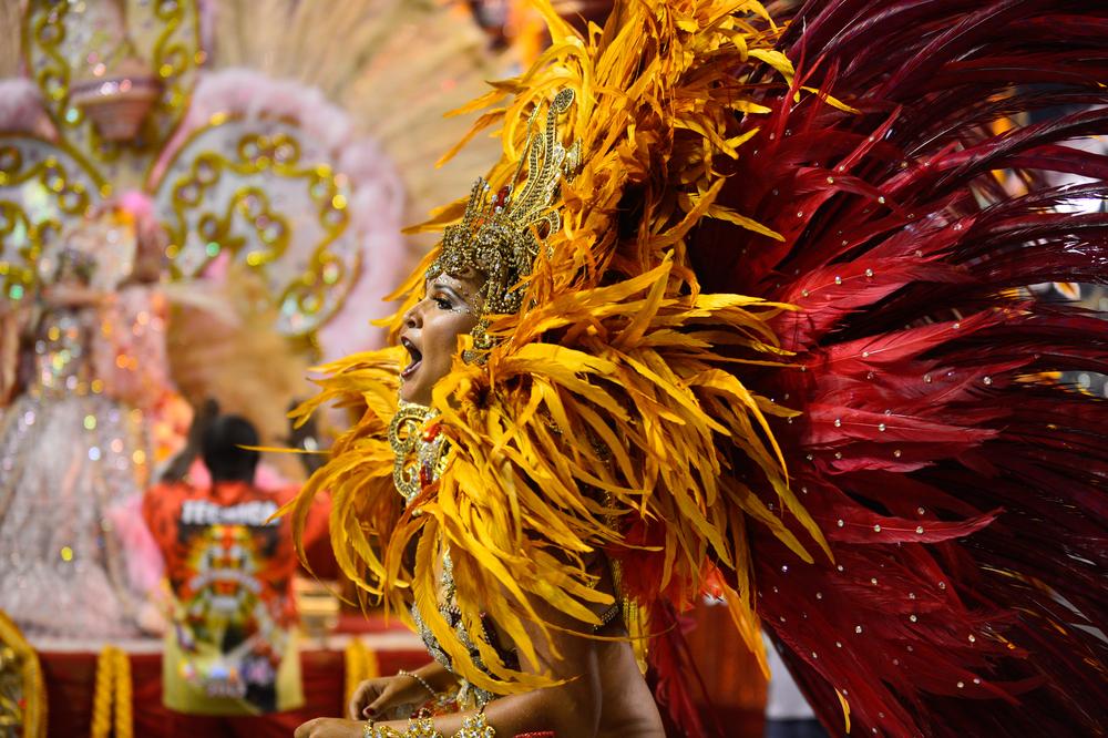 El carnaval de Santa Cruz de Tenerife es junto al de Río de Janeiro uno de los más importantes del mundo.