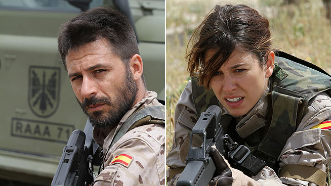 LAS SERIES DE ESTRENO MADE IN SPAIN PARA EL 2015