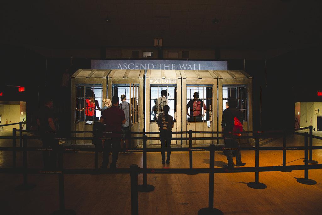 LA EXPOSICIÓN OFICIAL DE JUEGO DE TRONOS RECORRE EL MUNDO EN 2015