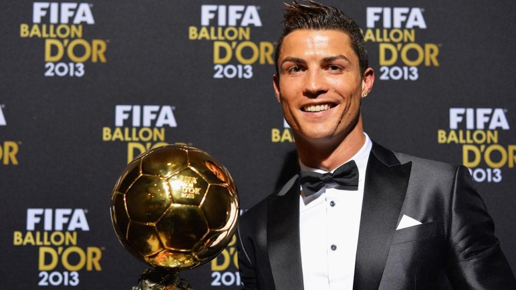 Cristiano Ronaldo logró su primer balón de oro con sólo 21 años.