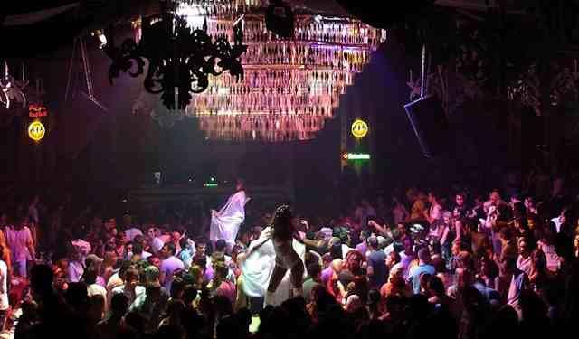 Berghain berlin klubben Rock Club berlin