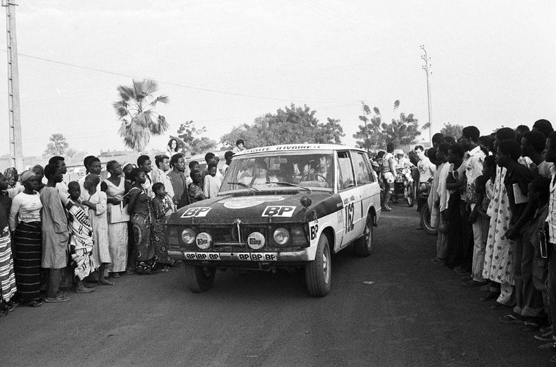 En 1979 se celebra el primer rally paris-dakar. (Foto: DPPI CAR)
