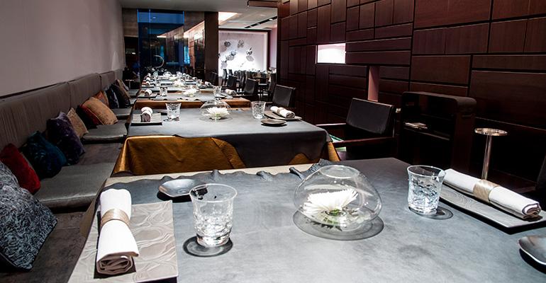 Los restaurantes dos estrellas michelin de madrid columnazero - Restaurante de sergi arola ...