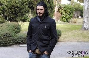 Una entrevista de Adriano Moreno para ColumnaZero TV.
