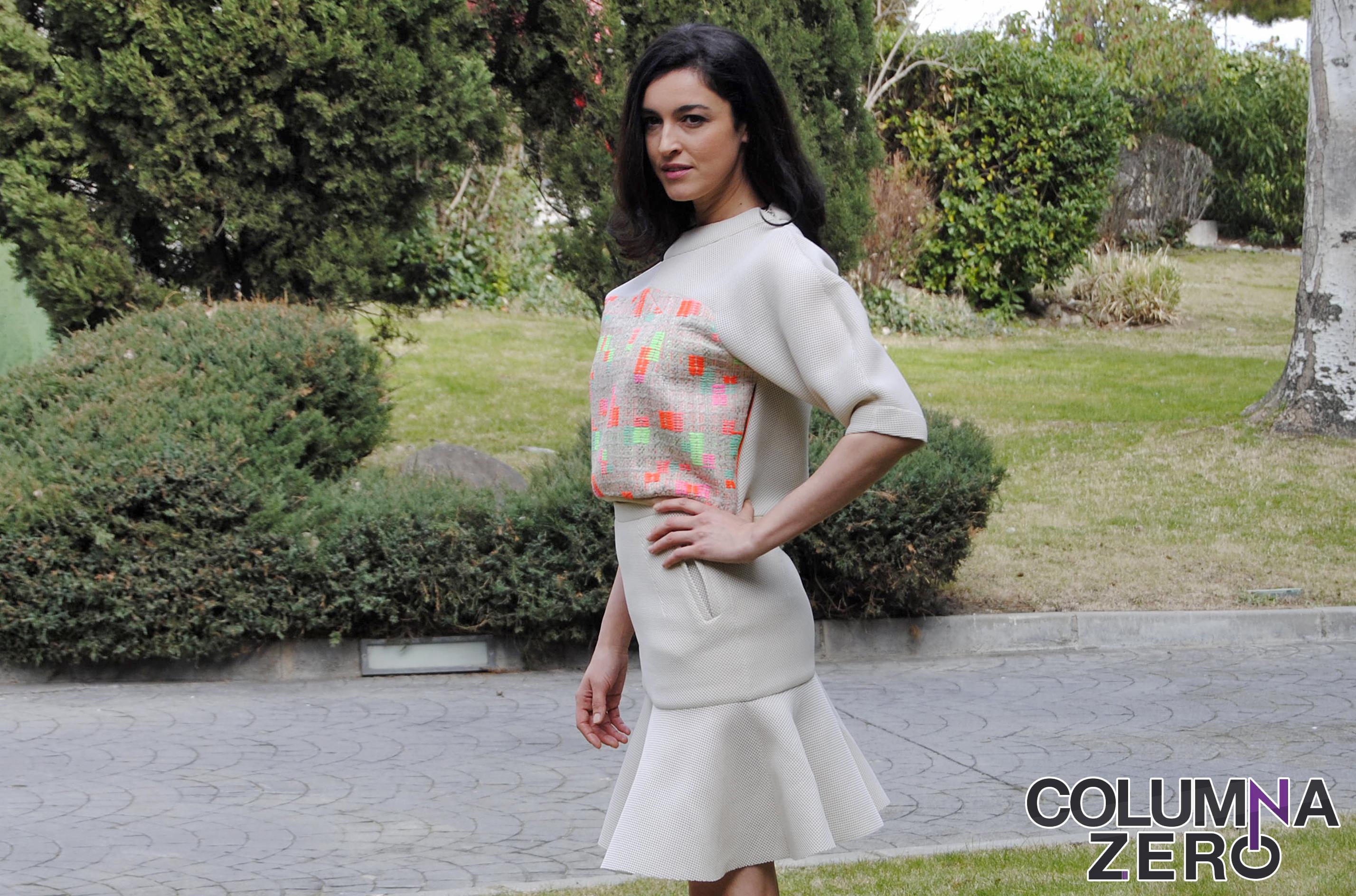 Entrevista blanca romero bajo sospecha columnazero for Blanca romero twitter