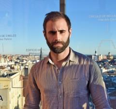 Una entrevista de Alejandro Fdez-Roldán para ColumnaZero. (Fotos:  Víctor Marfil)