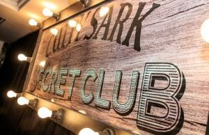 CUTTY SARK ABRE DE NUEVO SU SECRET CLUB DE MADRID