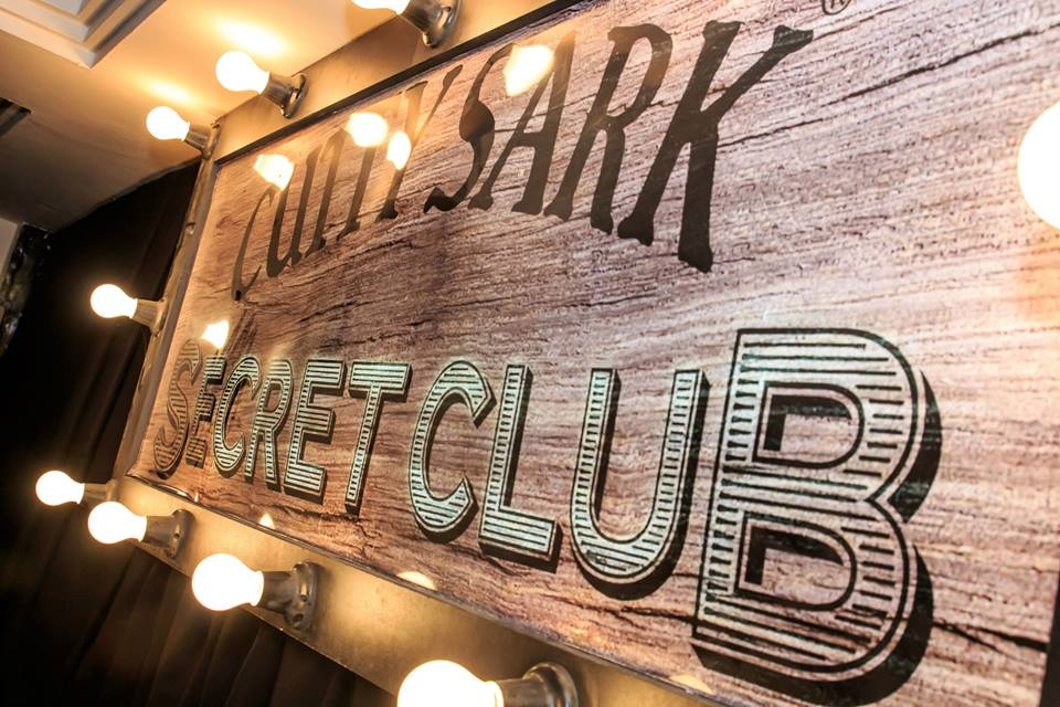CUTTY SARK ABRE DE NUEVO SU SECRET CLUB DE MADRID