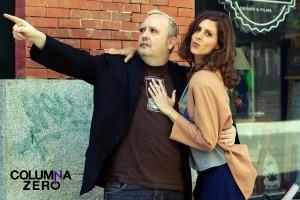 Una entrevista y fotografías de Alverto Sánchez para ColumnaZero Cine.