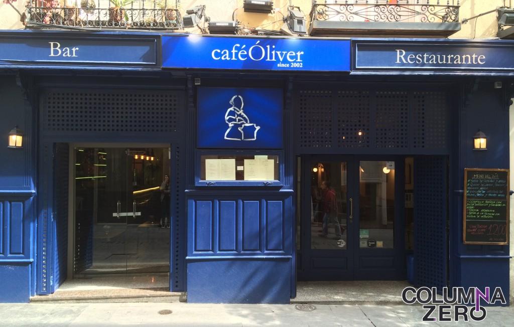 CAFÉ OLIVER, UN VIAJE A LOS PAÍSES VECINOS DESDE EL CENTRO DE MADRID